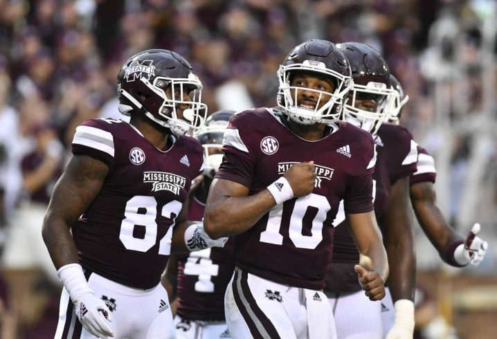 Mississippi State Football Grading Week 1 Blowout Win