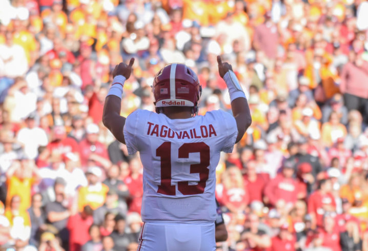 Alabama football  Healthy Tua Tagovailoa  excited  for challenge of Death  Valley 9b172d2dc