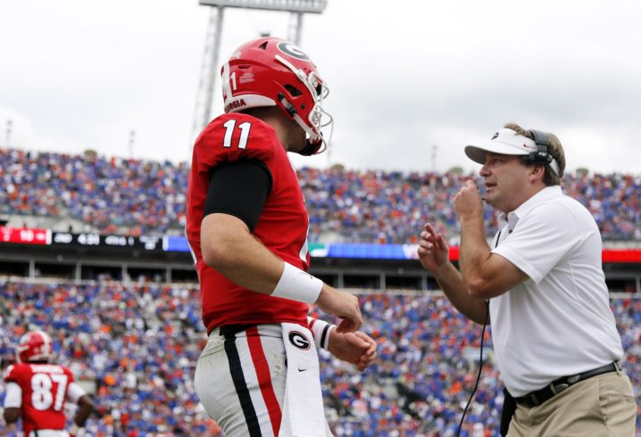 f83ffd099 Georgia football  Success on third down was a long time coming for Jake  Fromm