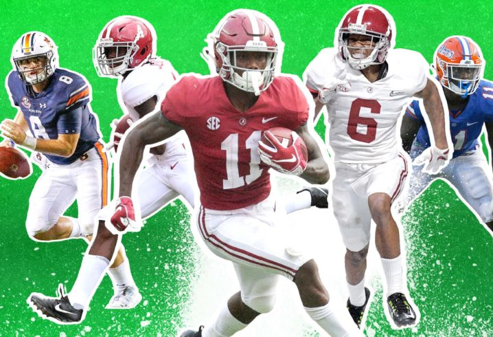 2ae78b125 Monday Down South  Alabama s offense is as explosive as Nick Saban allows  it to be