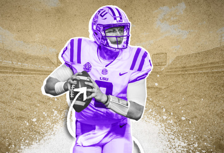 QB Curve  Joe Burrow has raised the bar at LSU. Can he get the Tigers over  it  c3cd6e1ce