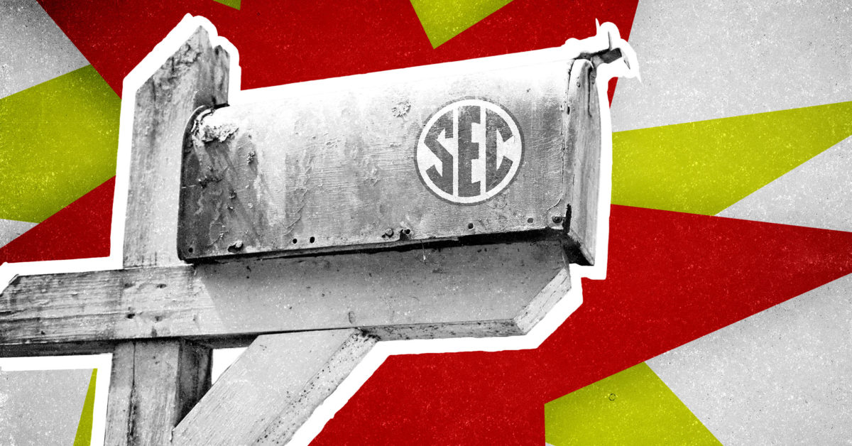 SDS Mailbag: Georgia vs. Florida in 2020, SEC teams starting from scratch and top options for a 5-star QB