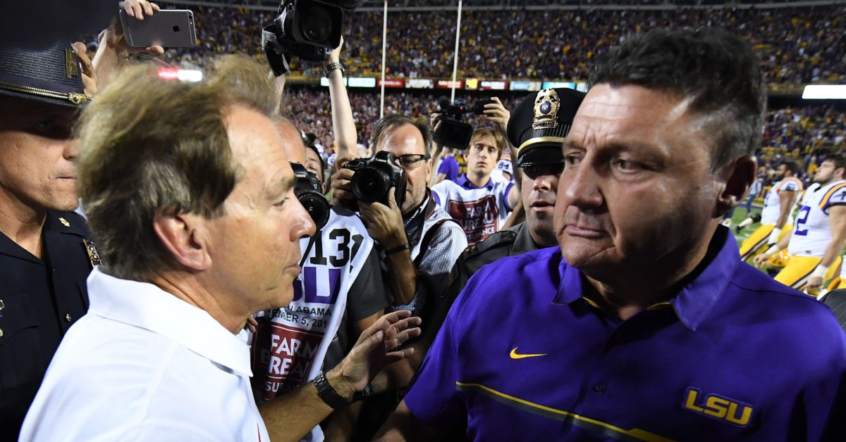 2020 SEC football schedule: 3 toughest schedules for next year