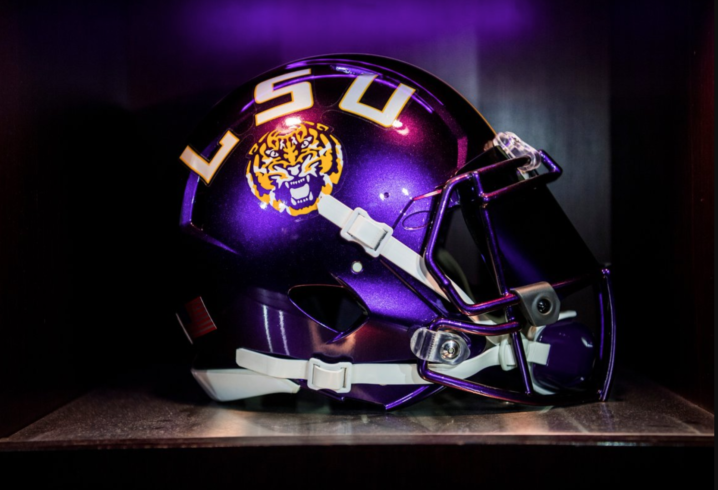 WATCH  LSU unveils commemorative  Silent Season  uniforms for Mississippi  State game b314c0346