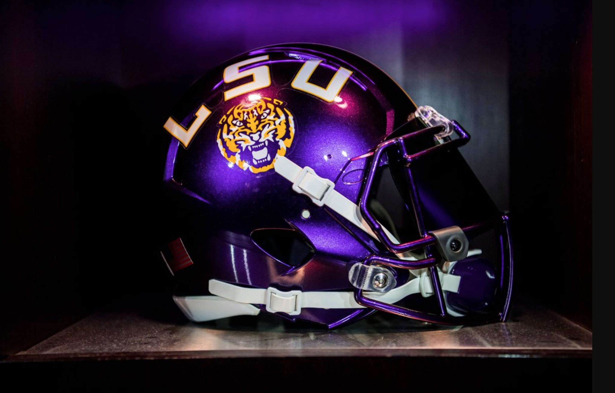 f94d179a WATCH: LSU unveils commemorative 'Silent Season' uniforms for Mississippi  State game