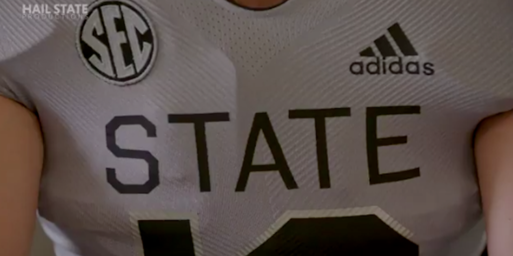 PHOTOS  Mississippi State unveils incredible new Adidas military tribute  uniforms 0b4d555b8