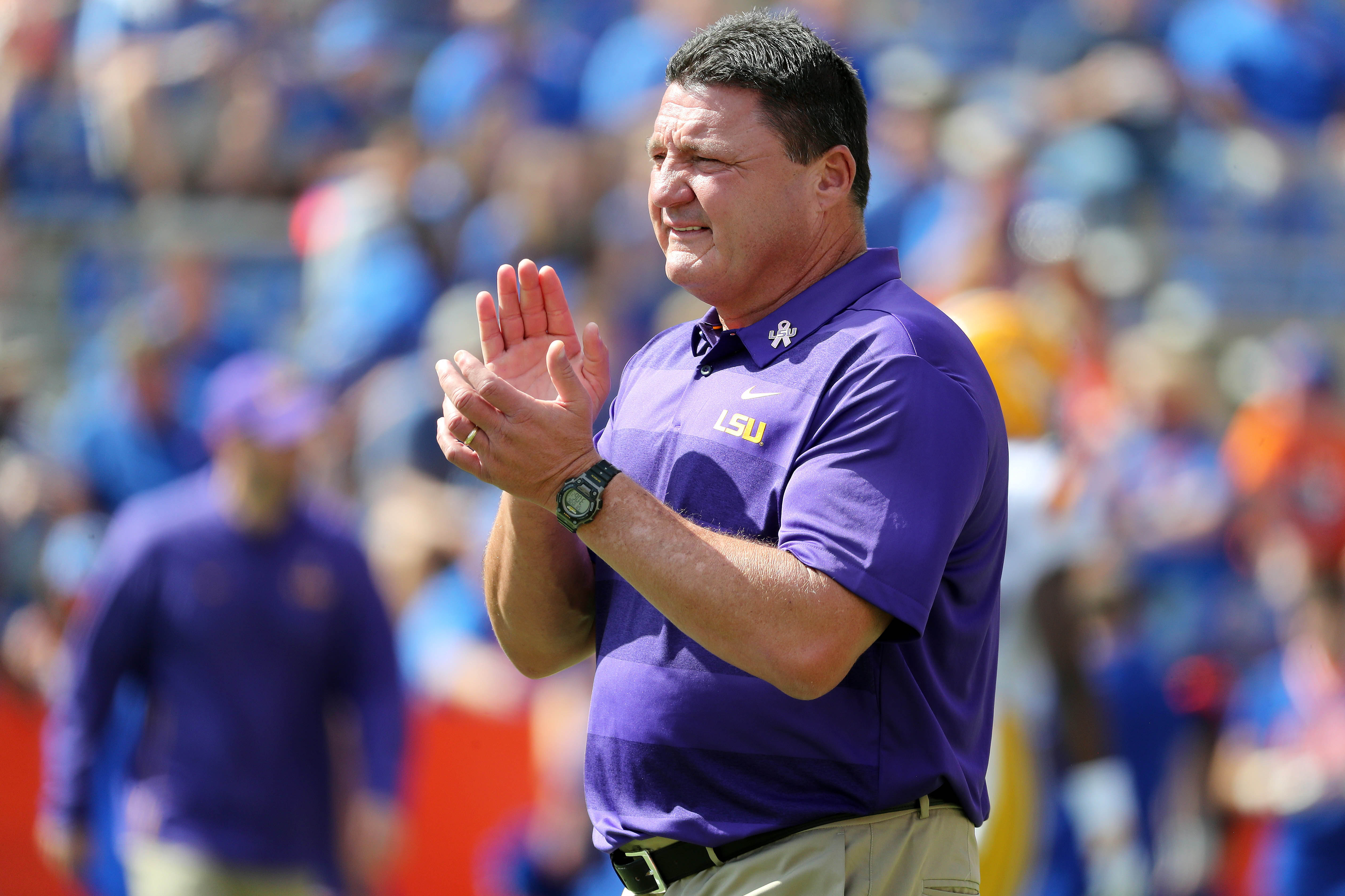 LSU lands commitment from 2020 QB, nephew of former SEC coach