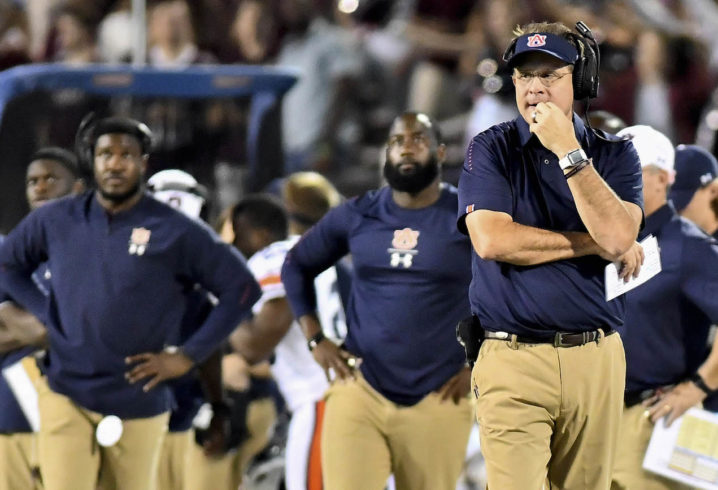 95db5cb84 Gus Malzahn reportedly set to amend his contract in order to stay on at  Auburn