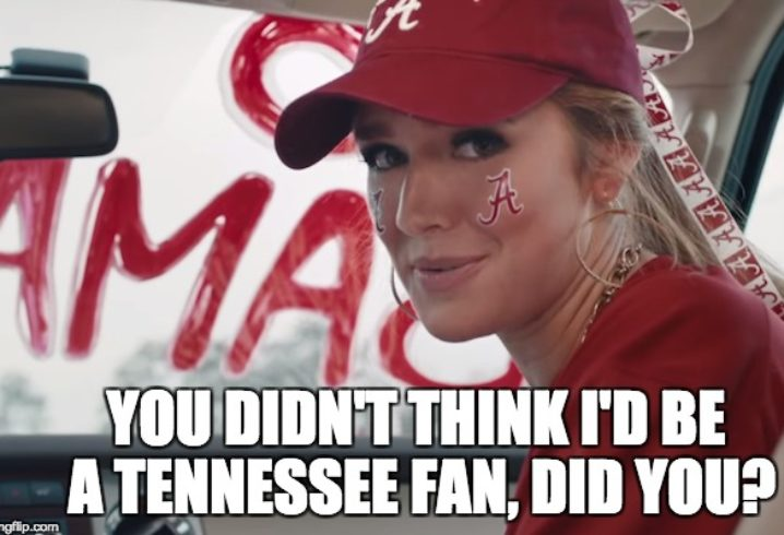 The Alabama Tennessee Memes Are Spreading And They Are Quite Funny