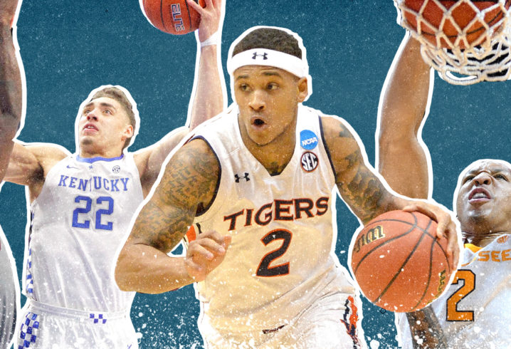 Sec Basketball Power Rankings Big Nonconference Games Loom Over The