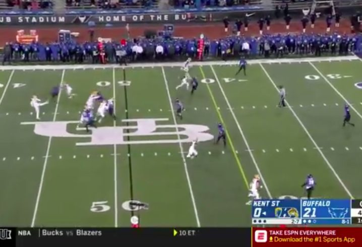 Watch Windy Maction In Buffalo Provides Us With A Majestic Negative