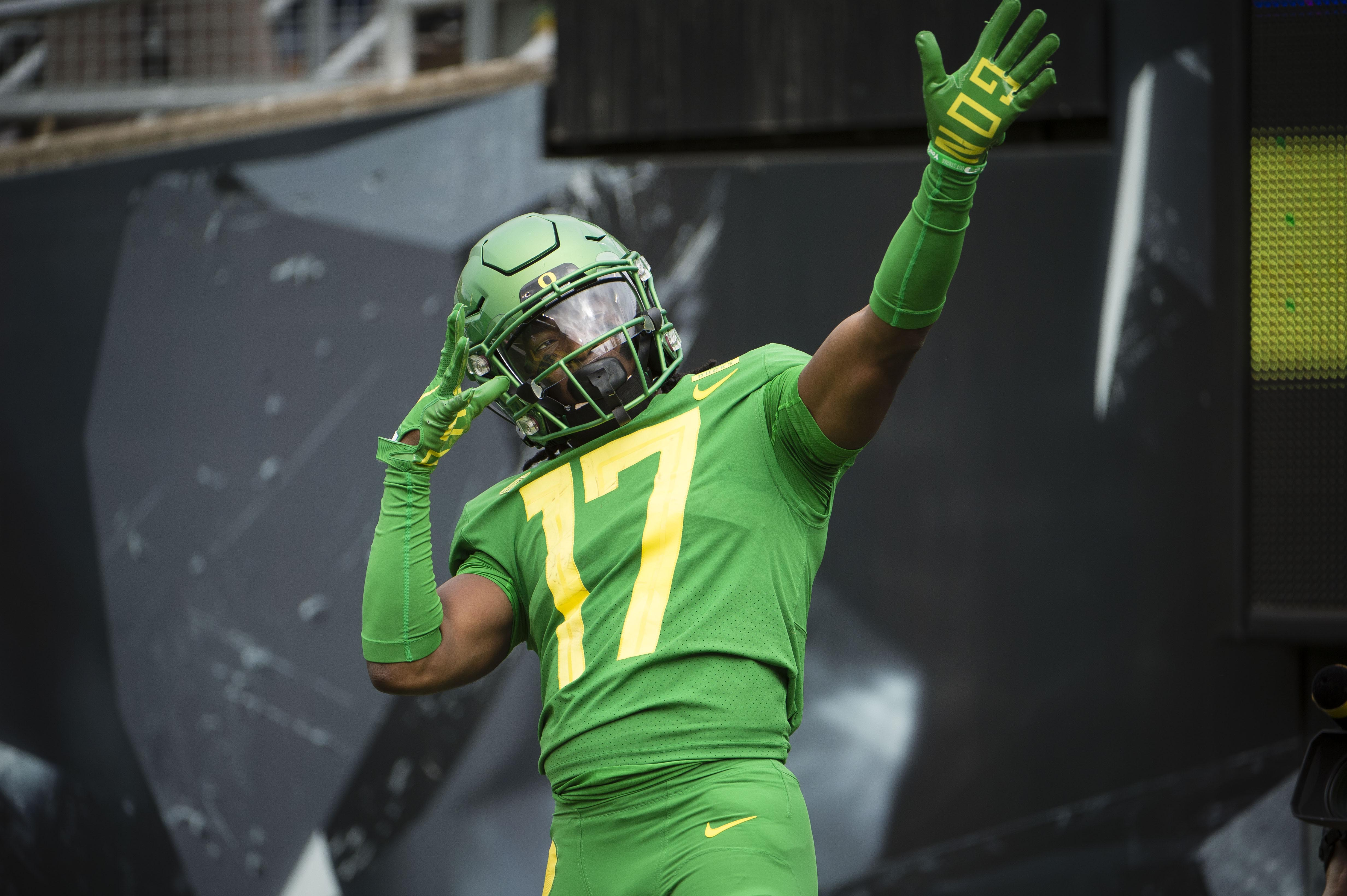 Oregon WR seeking second graduate transfer thanks to new ...