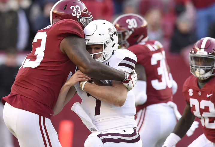 College Football Rankings Ap Top 25 Scores Results For Week 11