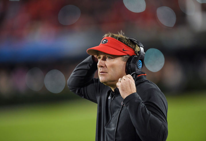 821093e534e Kirby Smart comments on 4 Georgia juniors declaring for 2019 NFL Draft