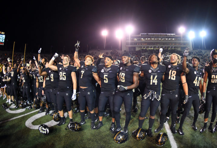 7ec992b5d1e LOOK: Vanderbilt reveals new football uniforms featuring team-specific  designs