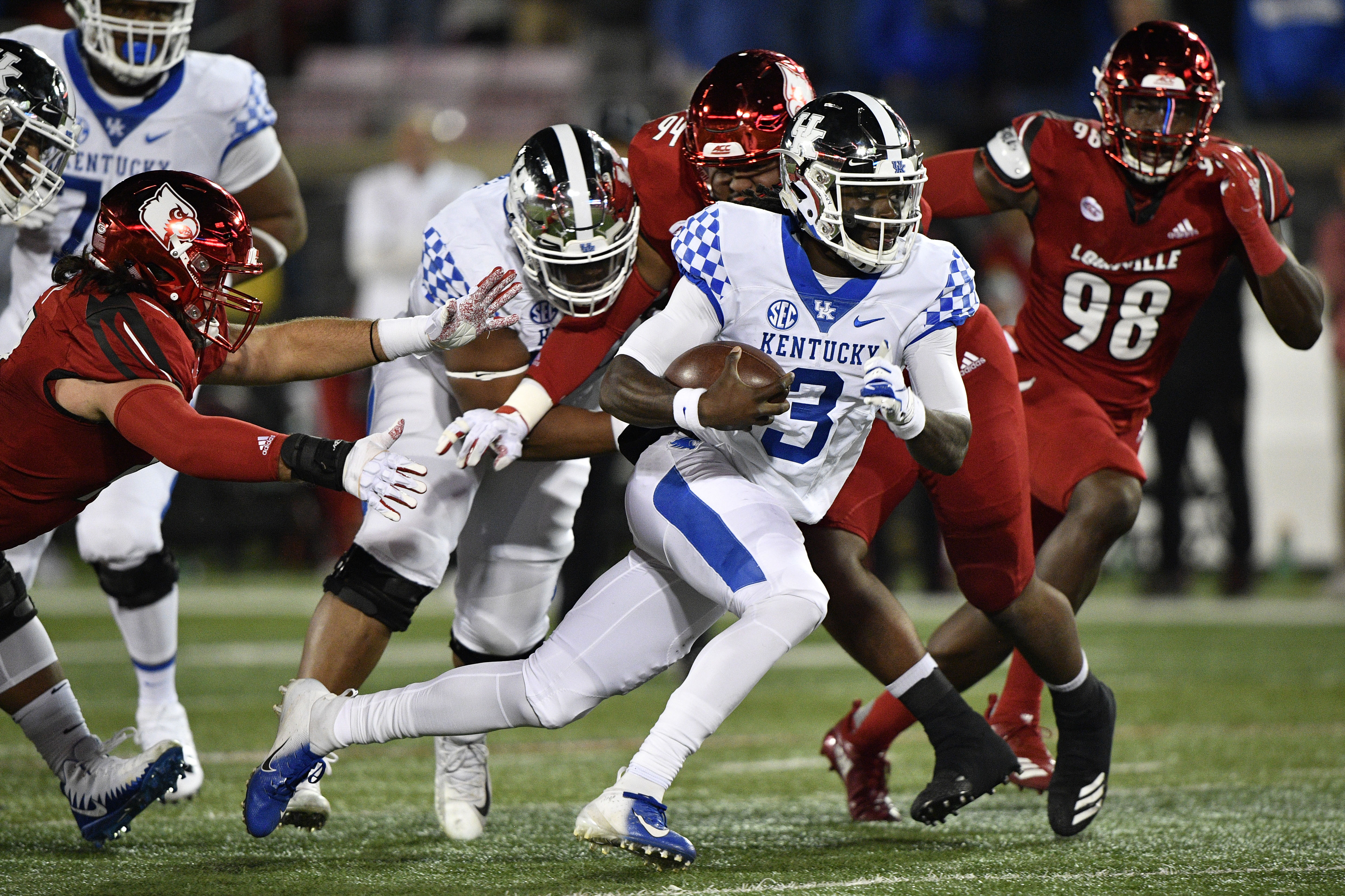 Ranking Kentucky's top 3 possible bowl destinations