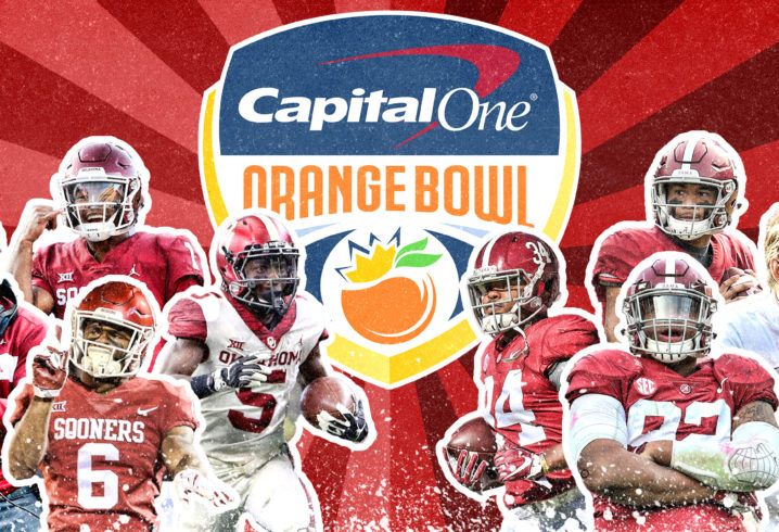 The Ultimate Orange Bowl Preview Oklahoma Will Score On Alabama