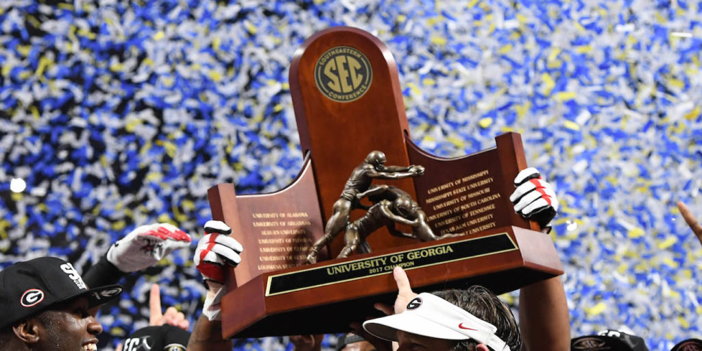 College Football Schedule: Complete Championship Saturday ...