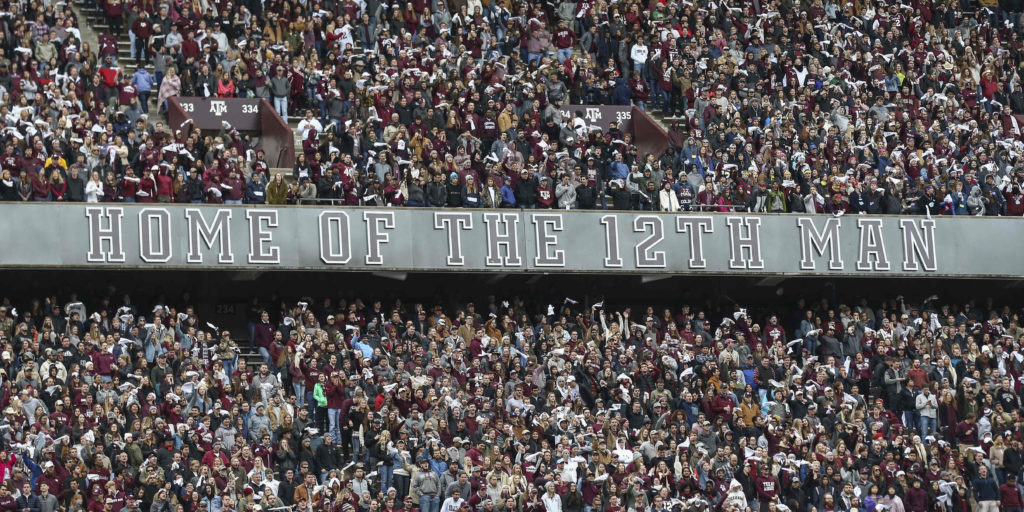Market report: 2019 Aggies football ticket prices rise 34% on secondary market