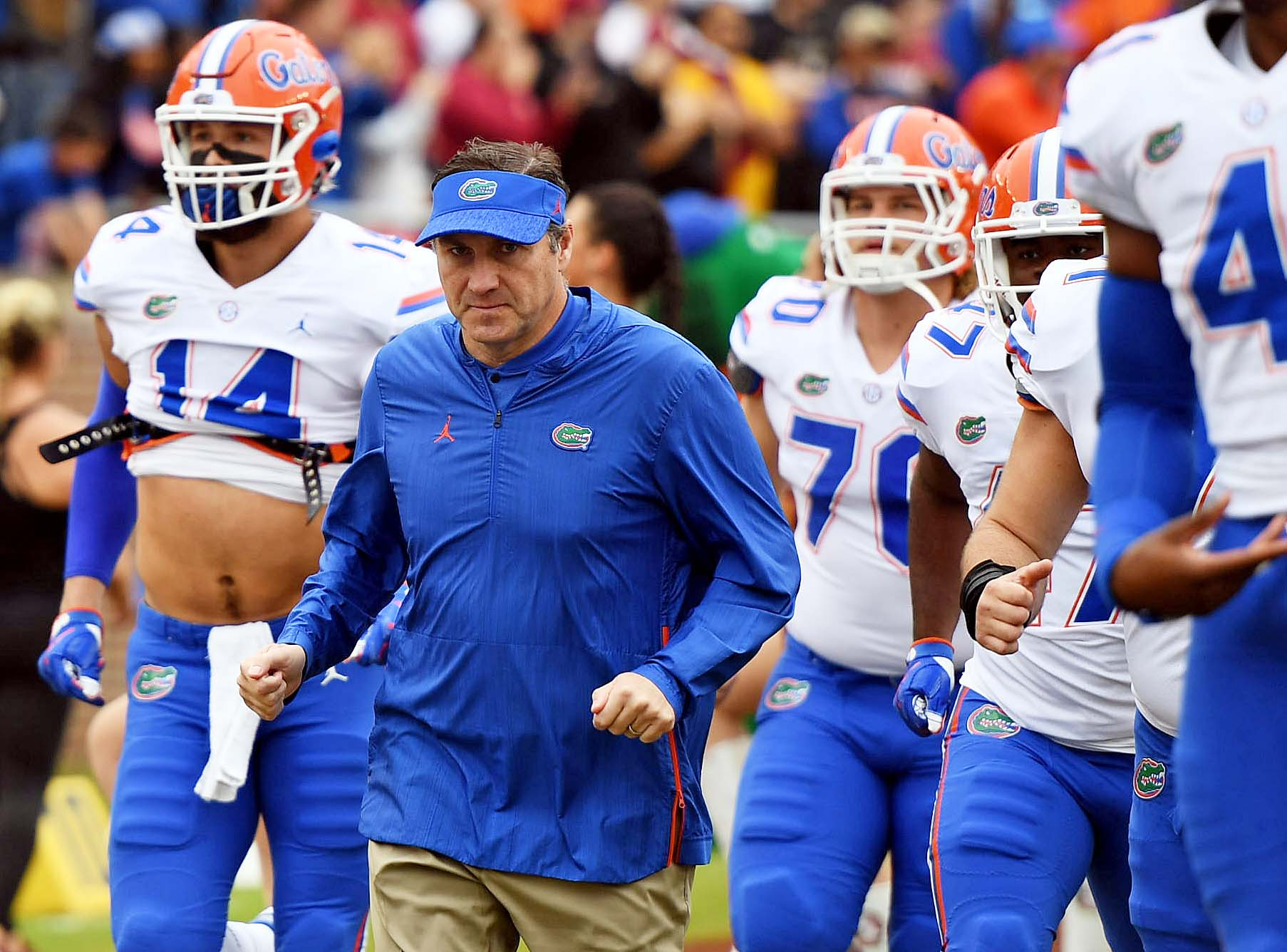 On college football: Florida in great spot to play in New ...