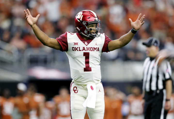 Cbs Analyst Reveals How Many Points He Thinks Oklahoma Needs To