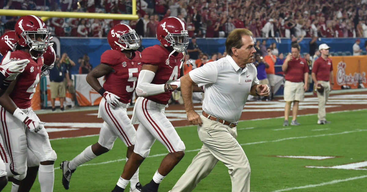 College Hard Knocks? Alabama reportedly chosen to be featured on upcoming HBO reality show