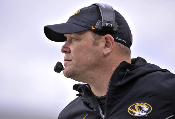 buy online c425d cf84d Rapid Reaction  Mizzou s third-down struggles, bad coaching lead to loss in  Liberty Bowl