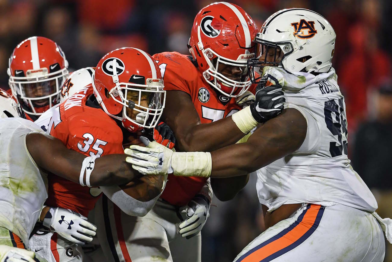 2020 SEC football schedule: Auburn vs Georgia has a new date