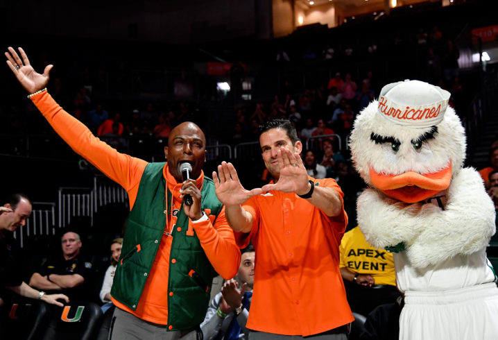 4aa5013833b7 Who is to blame for Miami s lackluster recruiting  Manny Diaz points the  finger at Kevin Durant