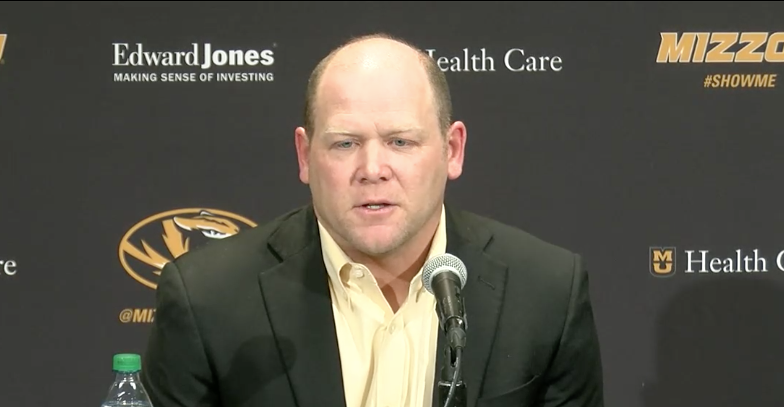 Barry Odom's message as Missouri plans to fight NCAA ...