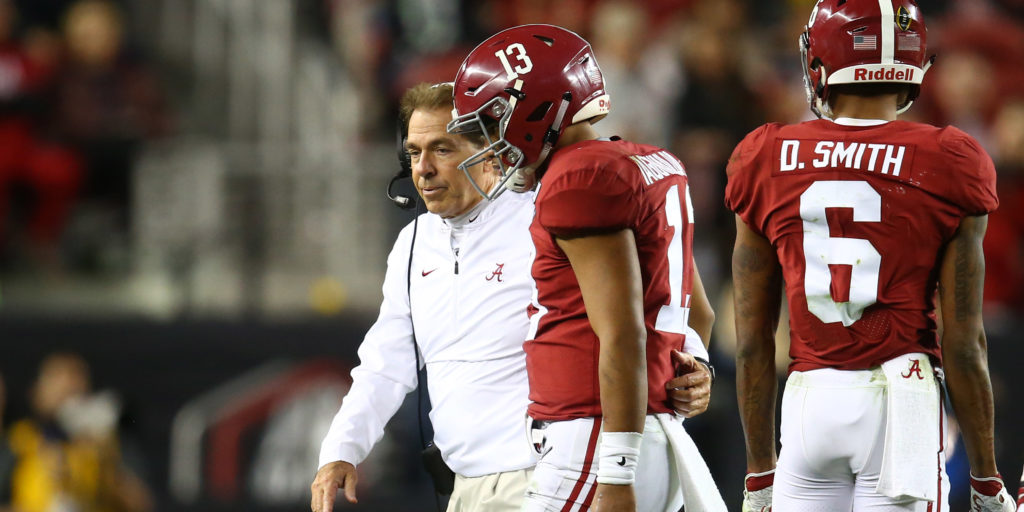 Alabama losing assistant coach known for his expertise of the RPO offense to the NFL