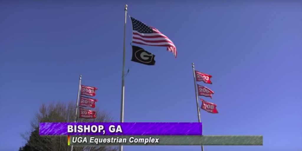 Report Lawsuit Claims Georgia Equestrian Coach Was