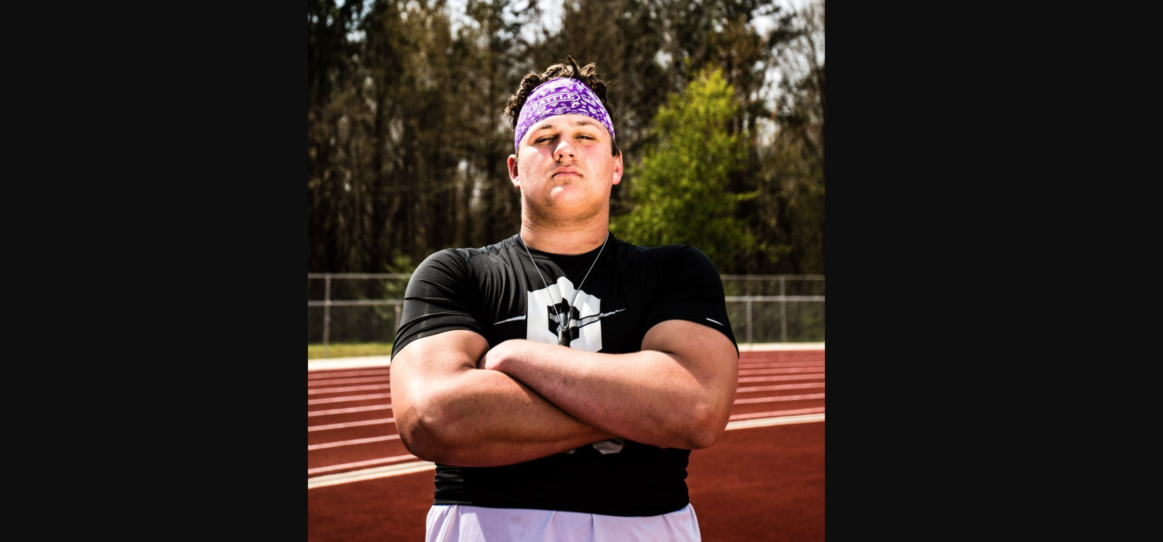 SEC target Tate Ratledge wins OL MVP at The Opening's ...