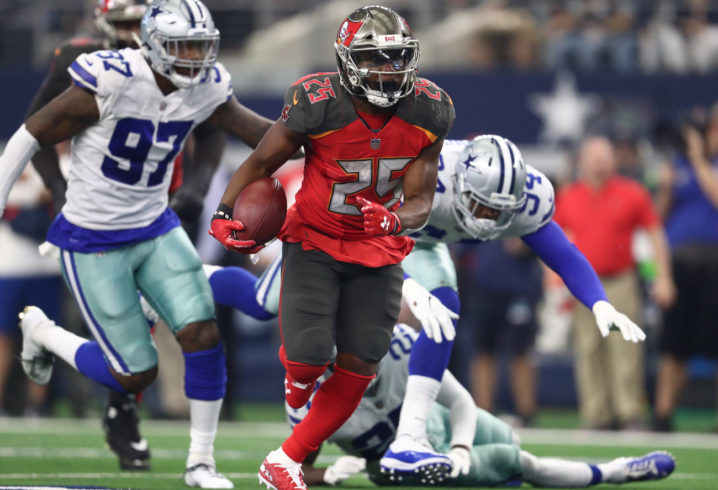 Former Auburn RB Peyton Barber lands new deal with Tampa Bay Buccaneers 4562bc622e6