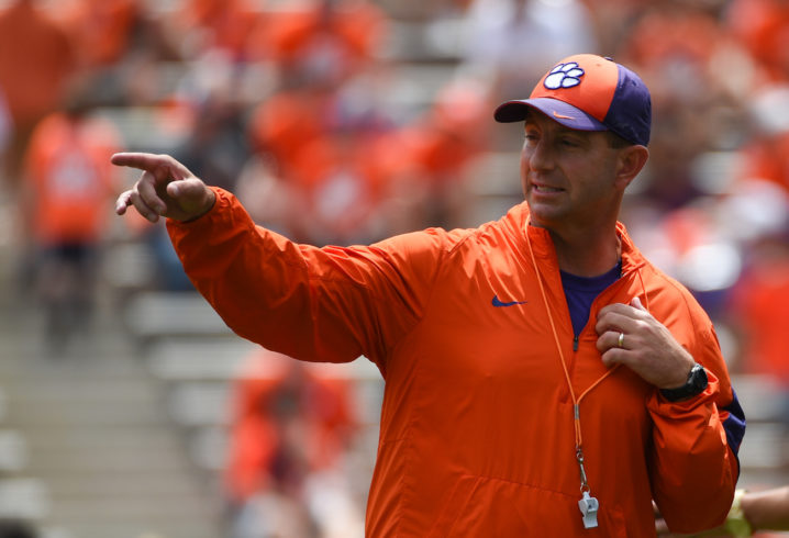Following Kelly Bryant S Transfer Clemson Qb Depth Chart Takes Unlikely Turn