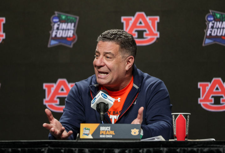 3ee2684f28c8 Everything Bruce Pearl said ahead of Final Four game against Virginia