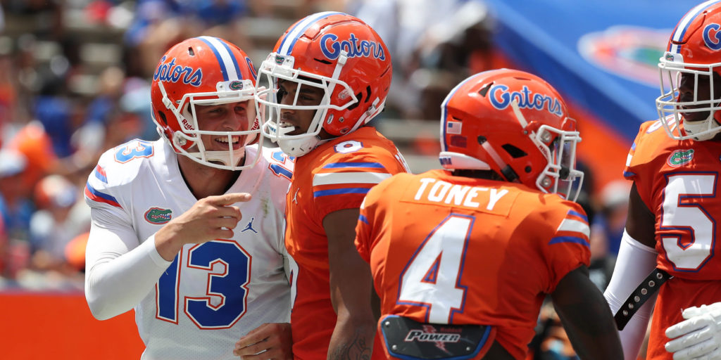 Florida Football Ticket Prices Jump 21 On The Secondary
