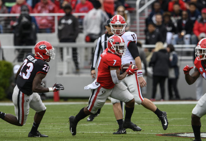 c711fe9b730 Georgia football  3 biggest takeaways from Bulldogs  spring game