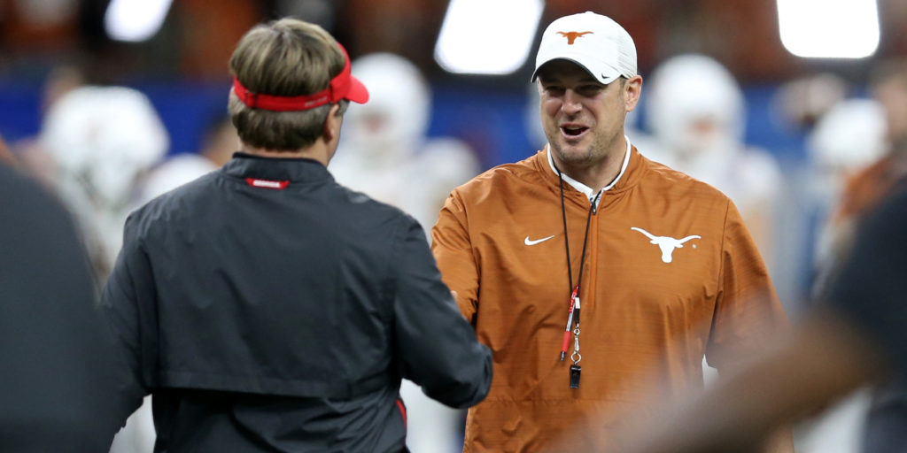 Tom Herman has maximized his opportunities against SEC teams: Is that a bad sign for LSU?