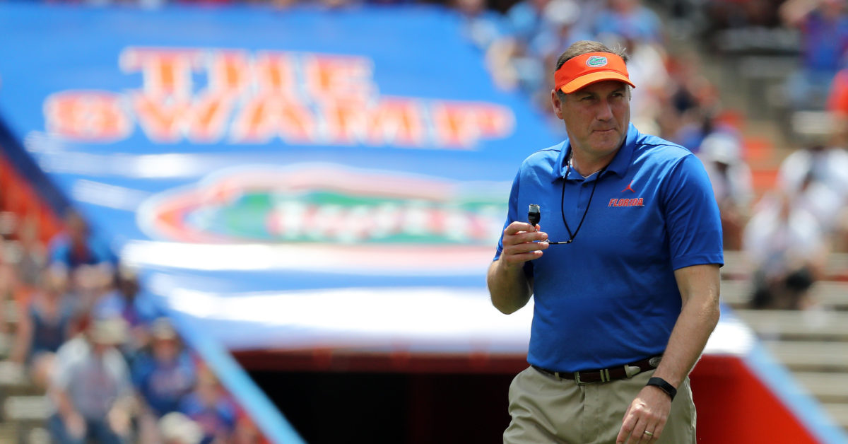 SDS Crystal Ball: Predicting every game for Florida football in 2019