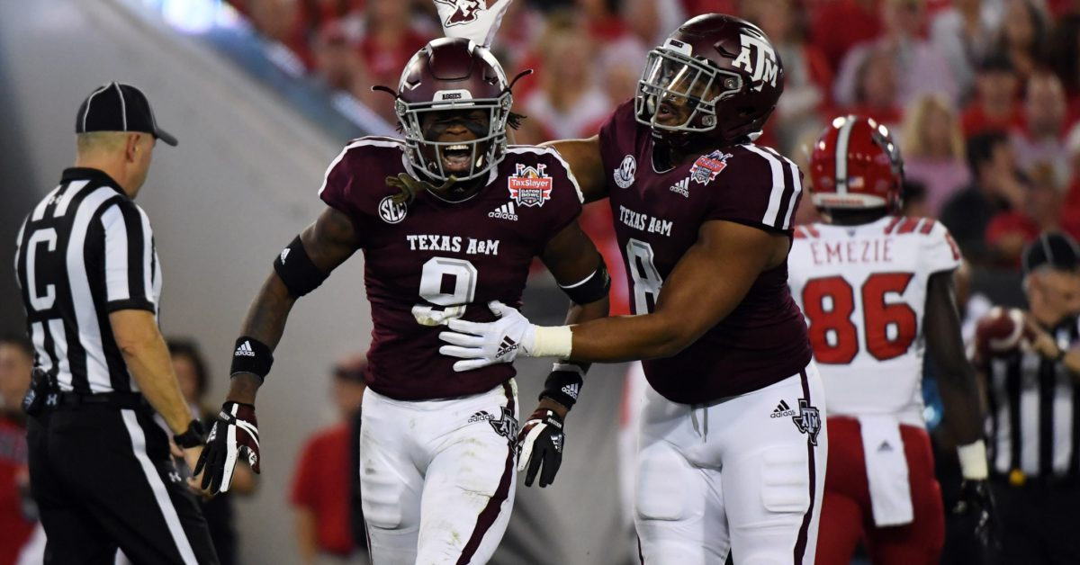 Better or worse? Previewing Texas A&M's defense in 2019