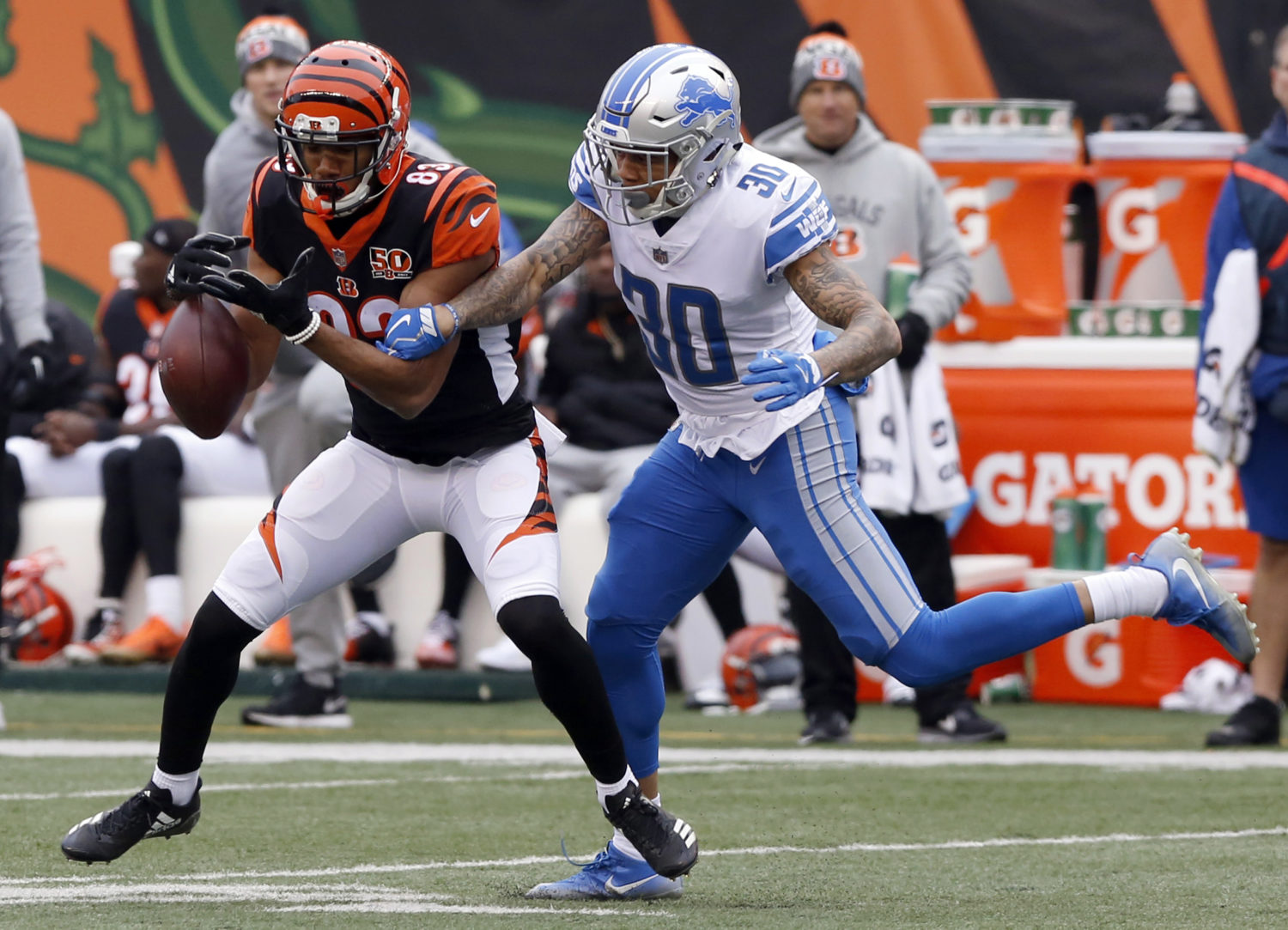 Former Florida CB Teez Tabor among Detroit Lions' roster cuts