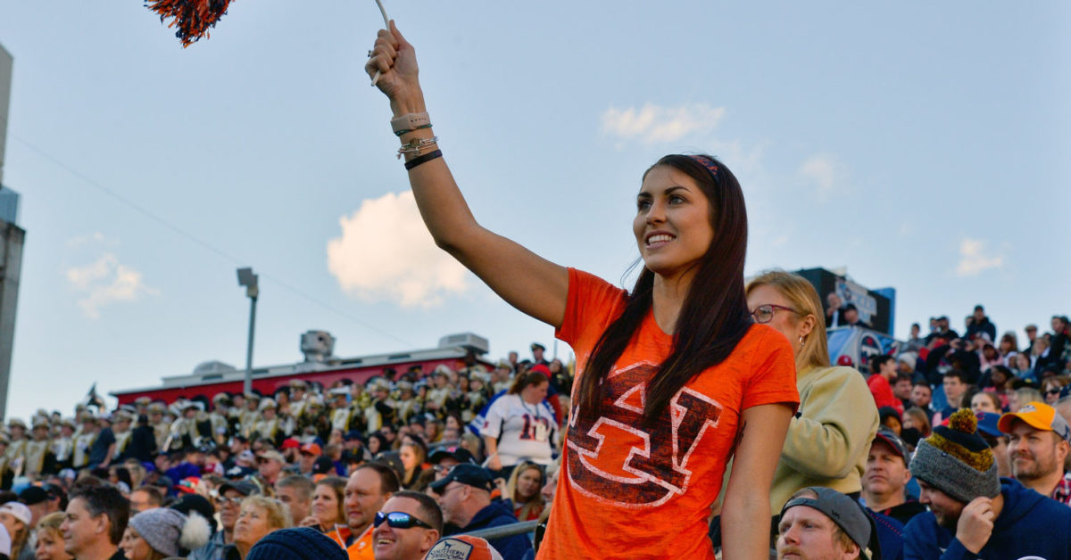 Auburn has reportedly spent $30,000 for logo it didn't even do anything with