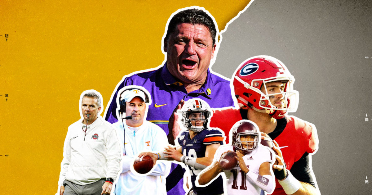 First and 10: SEC already stating strong case for multiple Playoff bids