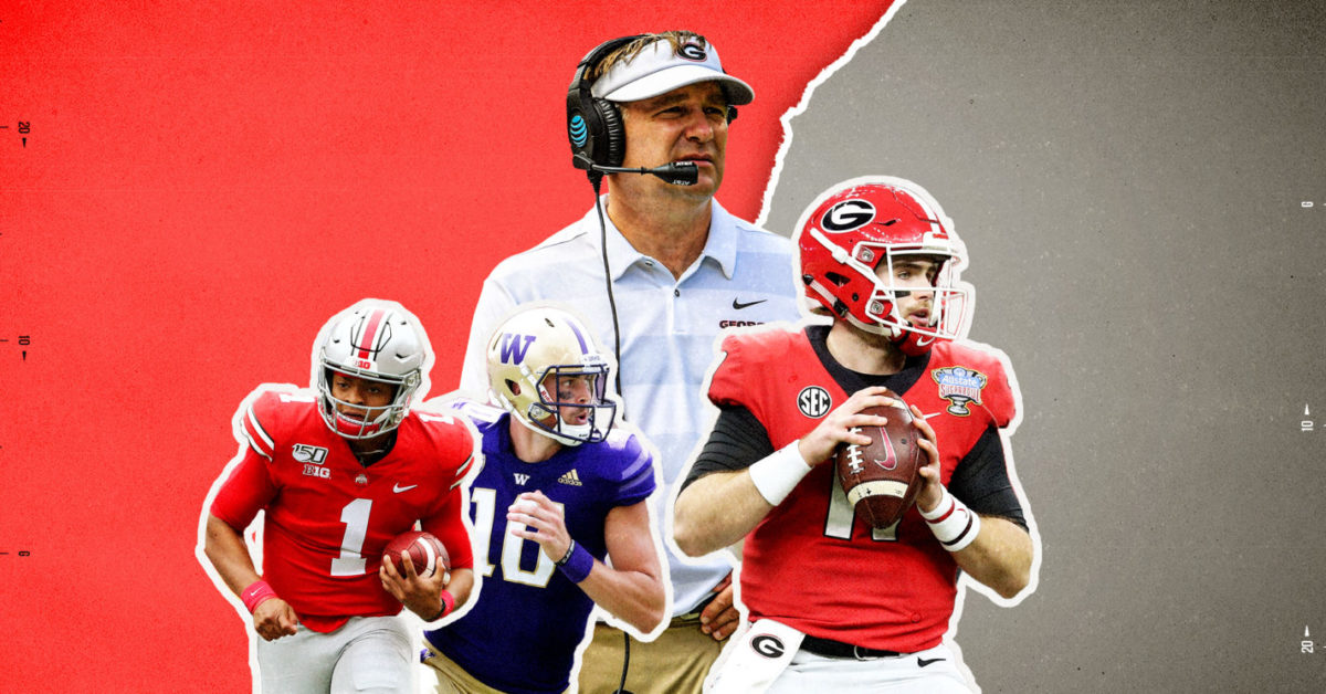 First and 10: What if Kirby Smart picked the wrong QB?