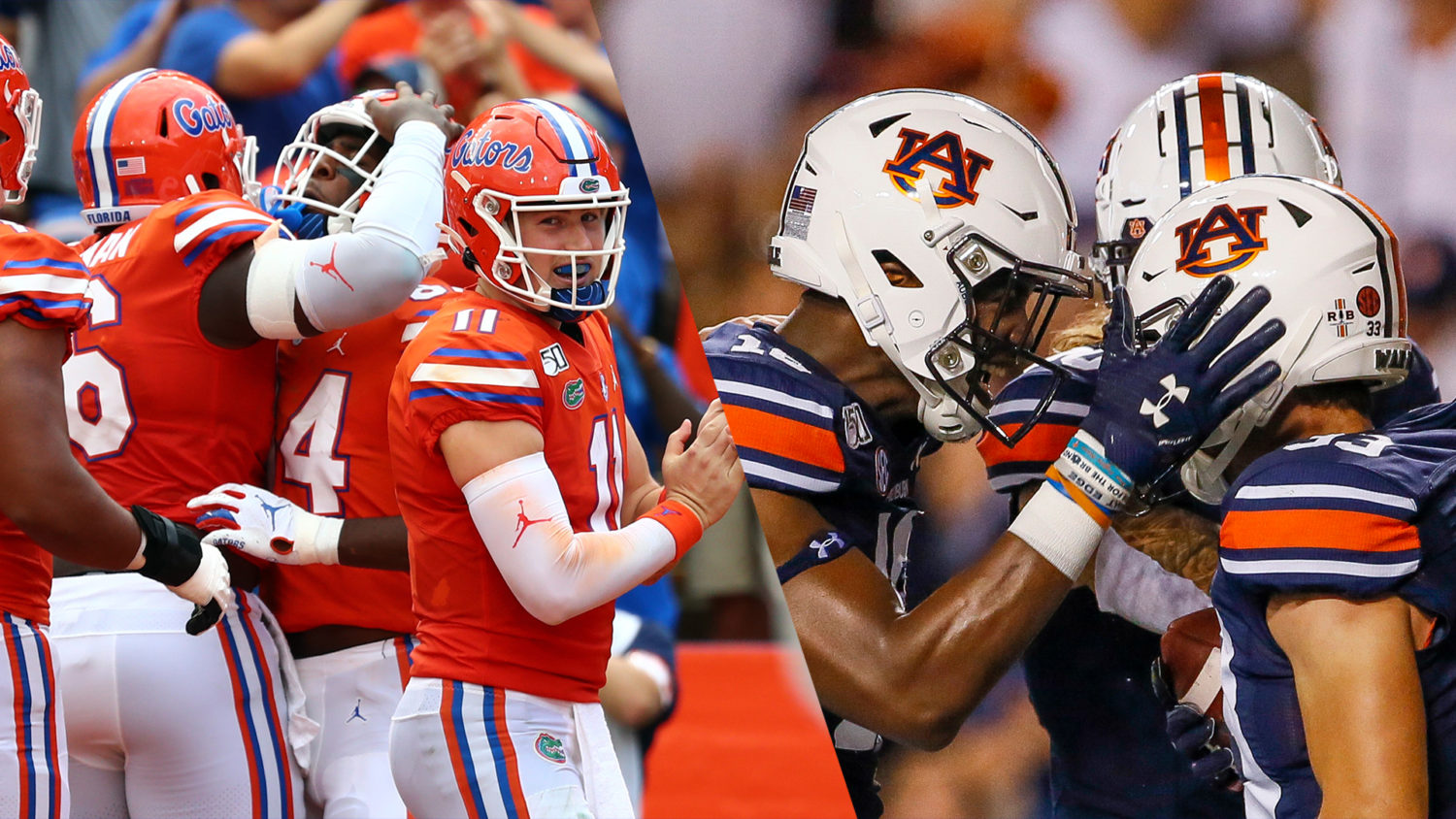 Image result for SEC Football Auburn Florida