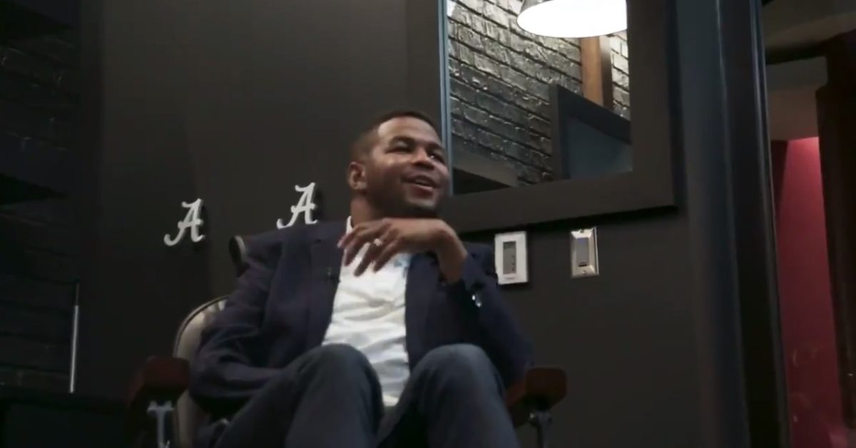 WATCH: Alabama releases Season 2, Episode 4 of 'Bama Cuts' featuring Inky Johnson