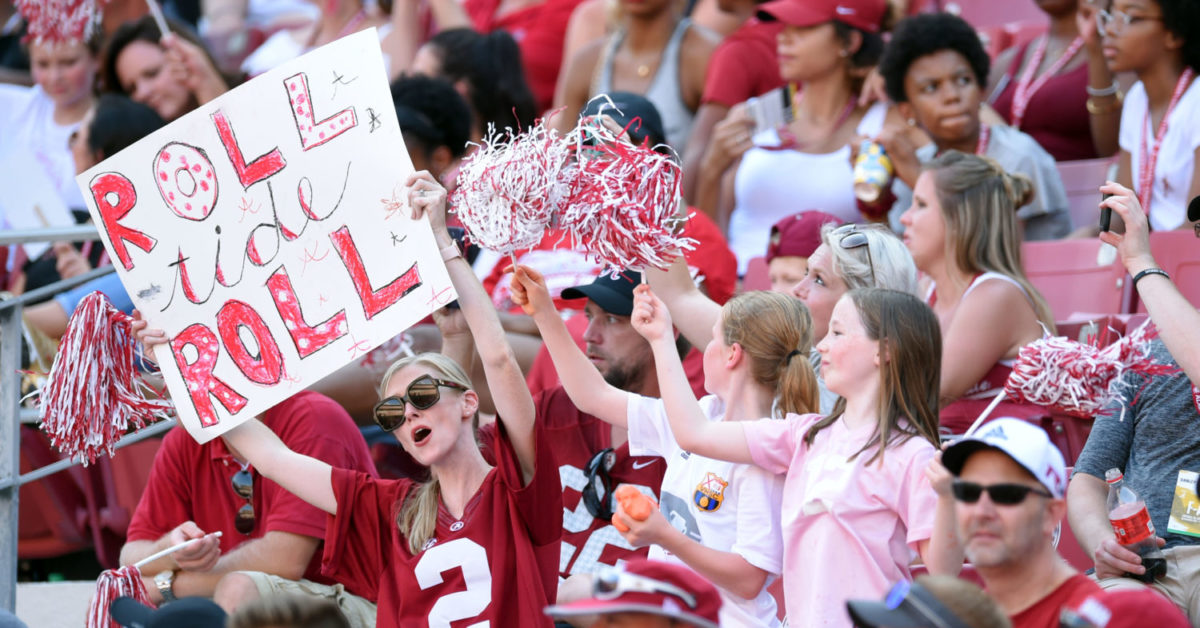 The Alabama and South Carolina fans' guide to trash talk