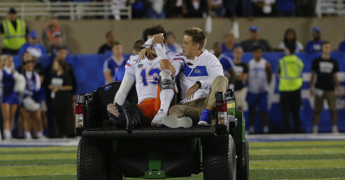 Florida fans destroy ESPN's Brian Griese following comments about Feleipe Franks, demand an apology - Saturday Down South