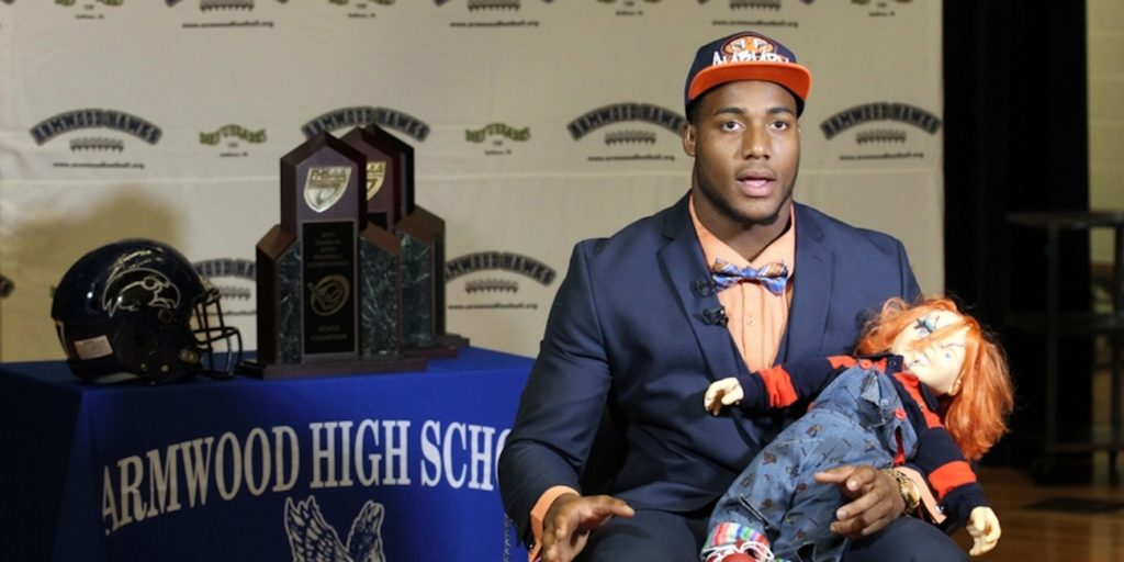 Former 5-star DE Byron Cowart on time at Auburn: 'Dang, I wish it would've worked out'